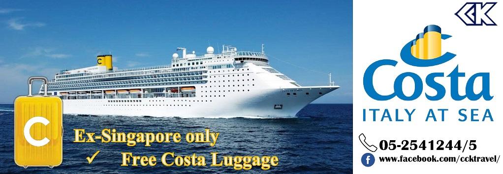 Costa Victoria Hot Deals!!